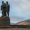 The Commando Memorial, Loch Ness