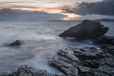Sunset at Elgol
