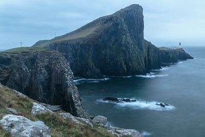 The cliffs at Neist Point, Skye