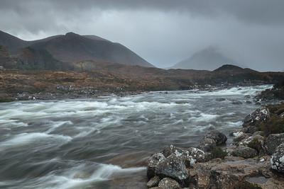 River Sligachan, Skye