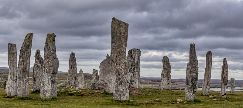 Callanish Stones (dates back to 2600 BC )  Judie Brooks