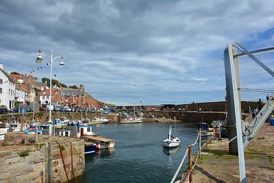 Fife Coast Crail July 2014