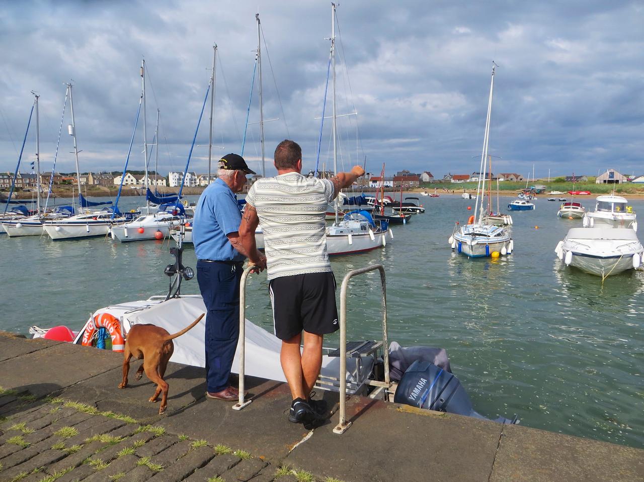 Fife Coast Elie July 2014