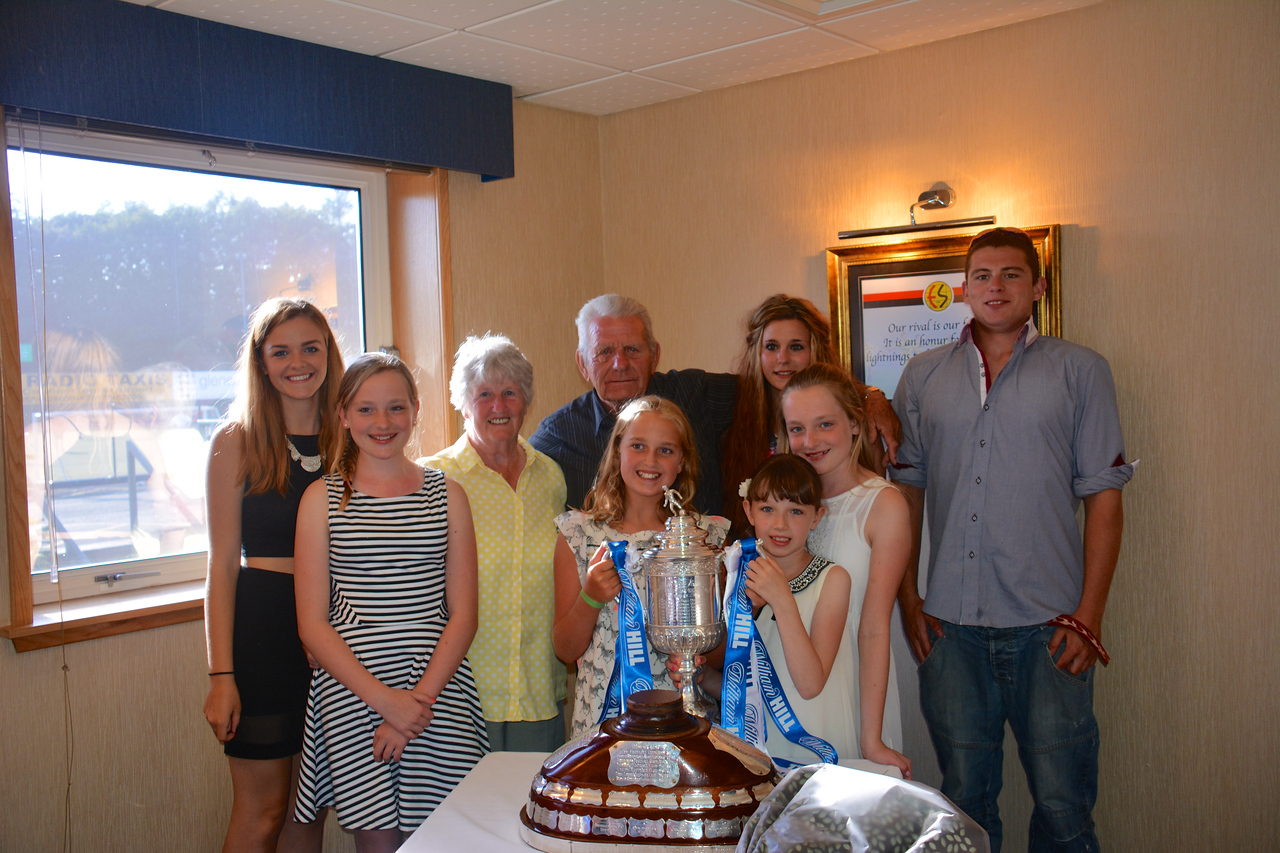 Chloe Emma Janet Eddie Keira Lorn Meg Kari Zac Scotland Granny Grandad Golden Wedding July 2014