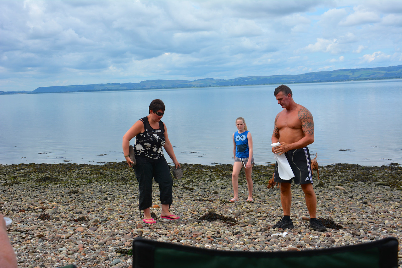 River Tay Balmerino July 2014