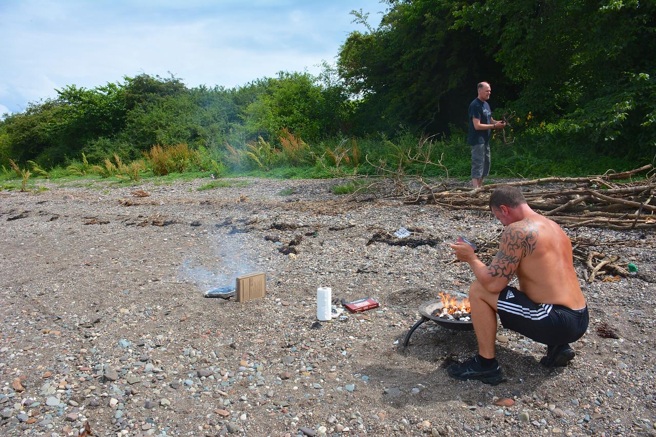 Alan Kenny River Tay Balmerino July 2014