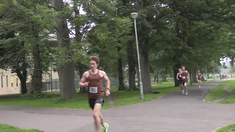 Sri Chinmoy Races 2 miles, Wed 19 July 2017, the Meadows, Edinburgh 1