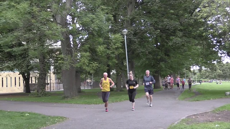 Sri Chinmoy Races 5k 6 September 2017 The Meadows, Edinburgh