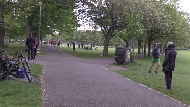 Sri Chinmoy Races 2 Miles 22 May 2019 The Meadows Edinburgh