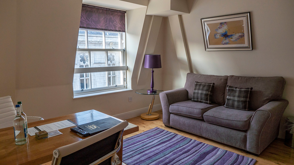 Royal Athenaeum Suites in Aberdeen Scotland - Hotels in Aberdeen - Suites and apartments in Aberdeen Scotland