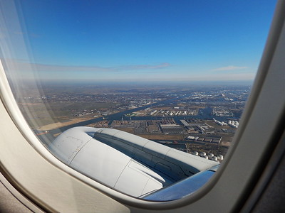 Starting from Amsterdam Airport Schiphol