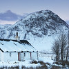 Blackrock Cottage in Glen Coe