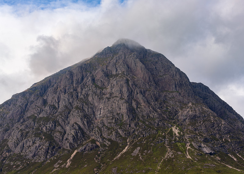 The Summit of Buachaille Etive Mor