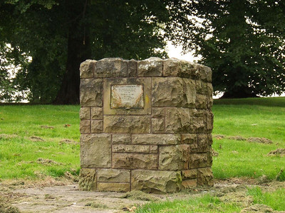 The that commemorates the miners that dies in the Benston Pit disaster