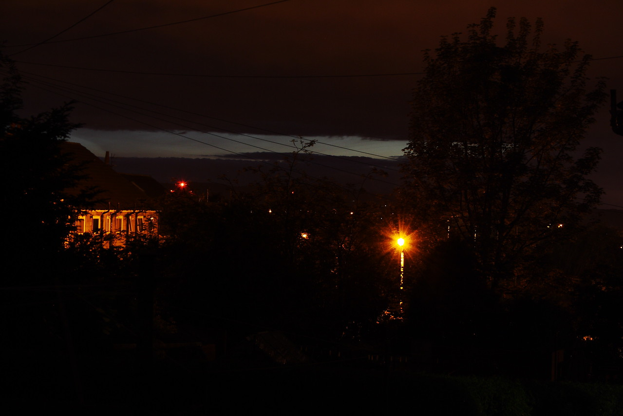 Goes to show it never really gets dark during the summer. This picture was taken 1.47 am of 15th June