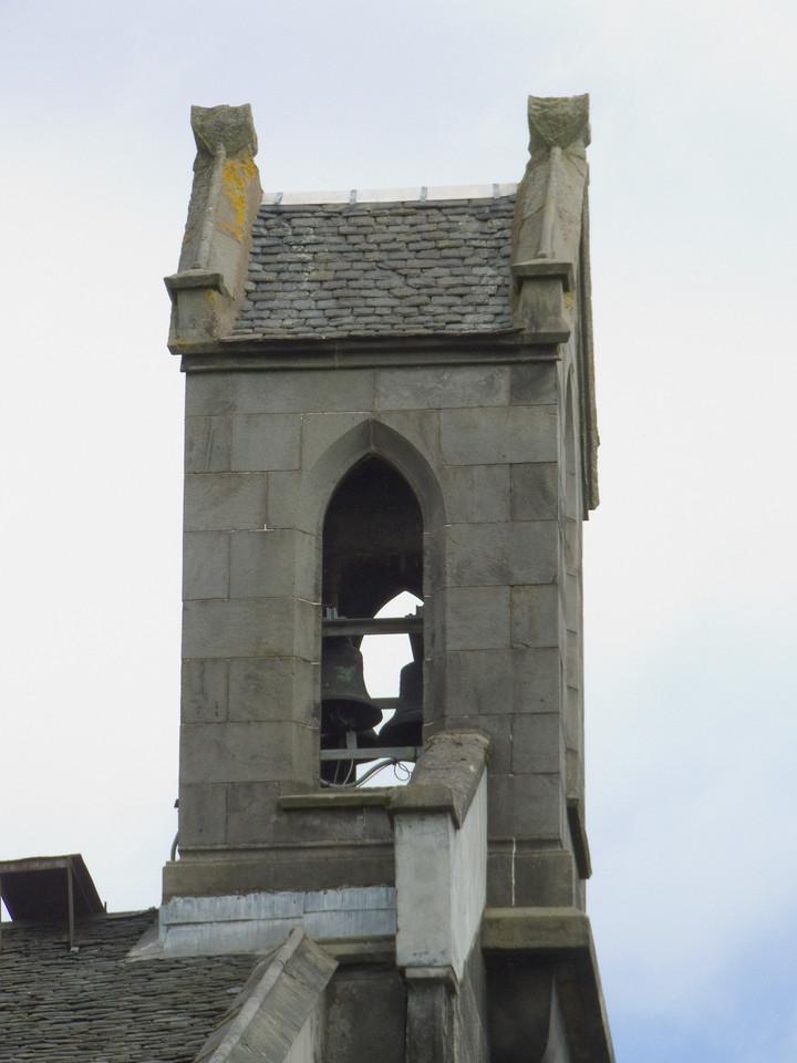 Elderslie Kirk, the bell tower