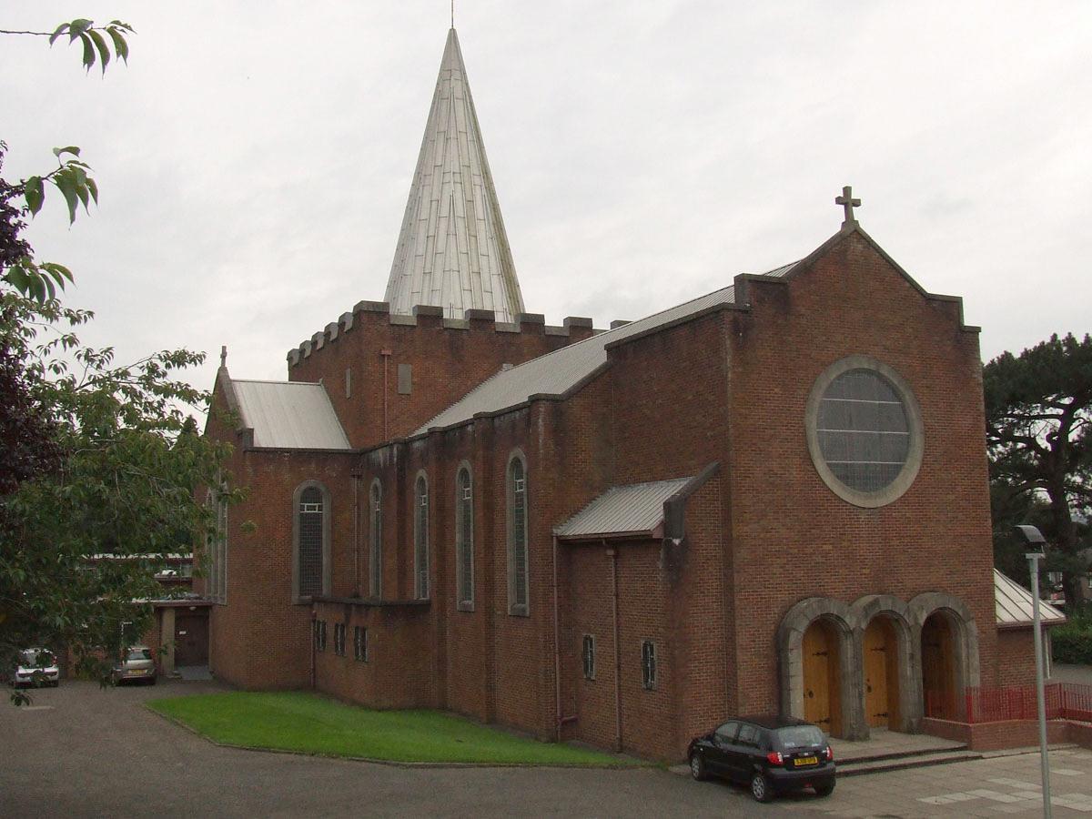 St Aidens RC Church