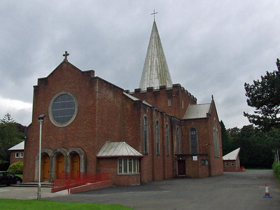 St Aidens RC Church