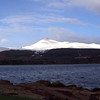 Goat Fell and Brodick Bay<br /> 31 December 2009