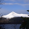 Goat Fell from Alma Road, Brodick<br /> 31 December 2009