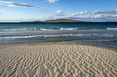 Berneray, West Beach Pabbay