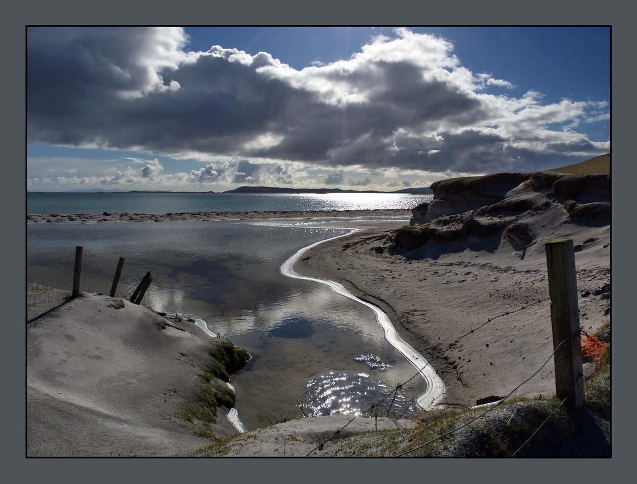 Berneray, East Beach