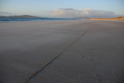 16.03.2009 , Berneray, West Beach