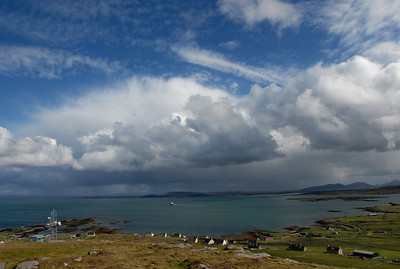 Berneray, Borve Hill, 25.05.2007
