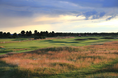 Carnoustie Golf Links, Carnoustie, Scotland