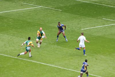 Match 28: Cook Islands (21) v. Barbados (5)