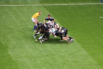 Match 29: New Zealand (19) v. Kenya (7)