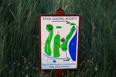 Crail_12HoleRoutingSign_1975