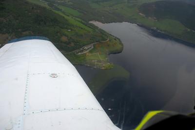 Loch Ness, Drumnadrochit, Urquhart Castle