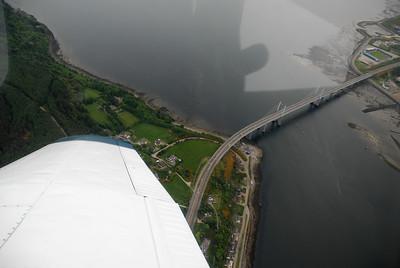 Inverness, Kessock Bridge over the Moray Firth