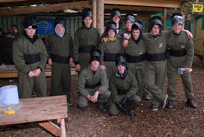 Back row: David,Charlotte, Middle row:Jordan, Anthony, Stuard, Jaron, Alexander, Alex, Scott First row:Ross, Jonny (Ian)