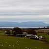 The Solway and Lake District beyond, from near Joe Graham monument