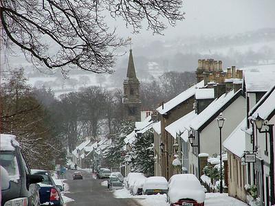 Eaglesham Snow - 12 March 2006