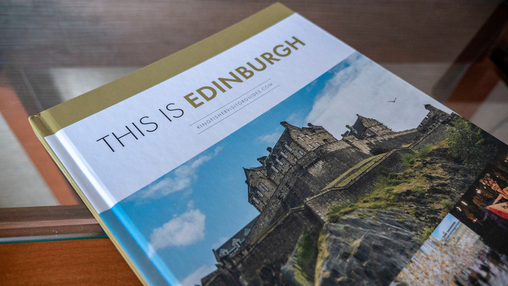 Where to stay in Edinburgh - The Glasshouse Hotel