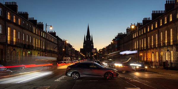 St Mary's Cathedral in Edinburgh's New Town
