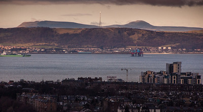 Leith and Burntisland