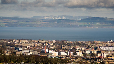 Leith, Fife and the Firth of Forth
