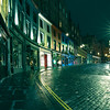 Victoria Street at Night (Cinematic Colour)