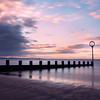 Sunset Overlooking Portobello Beach