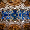 The Ceiling in St Giles Cathedral, Edinburgh