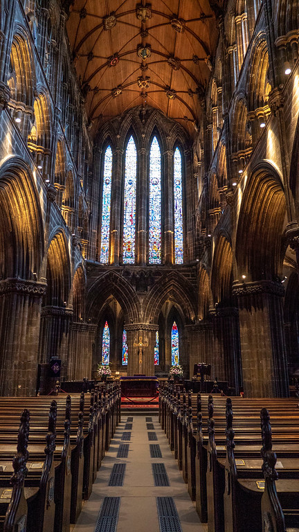 Glasgow Attractions to See in 24 Hours - Glasgow Cathedral