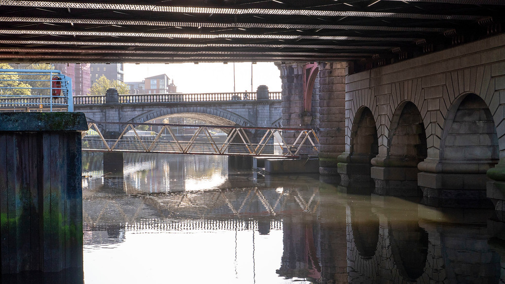 Glasgow Attractions to See in 24 Hours - Bridges at the River Clyde