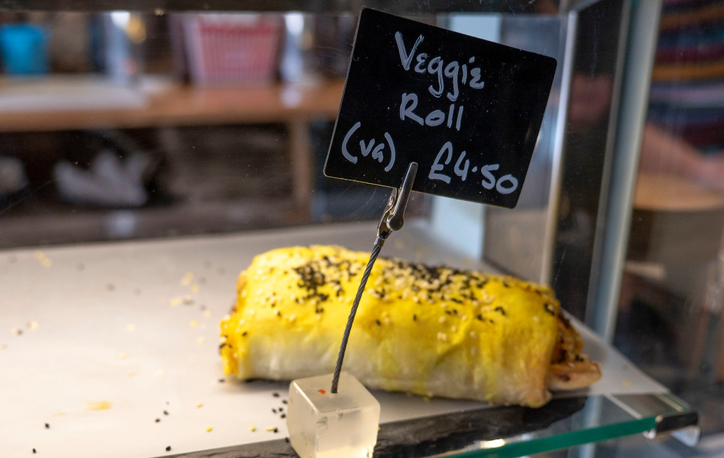 Glasgow Vegan: Riverhill Coffee Bar
