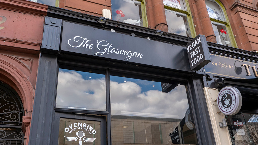 Glasgow Vegan: The Glasvegan