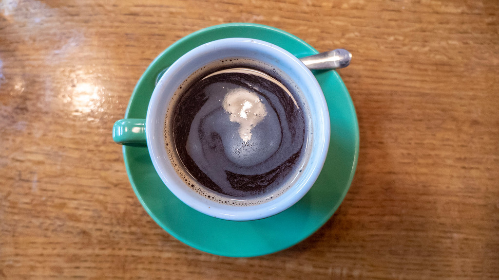 Glasgow Vegan: Papercup Coffee Company