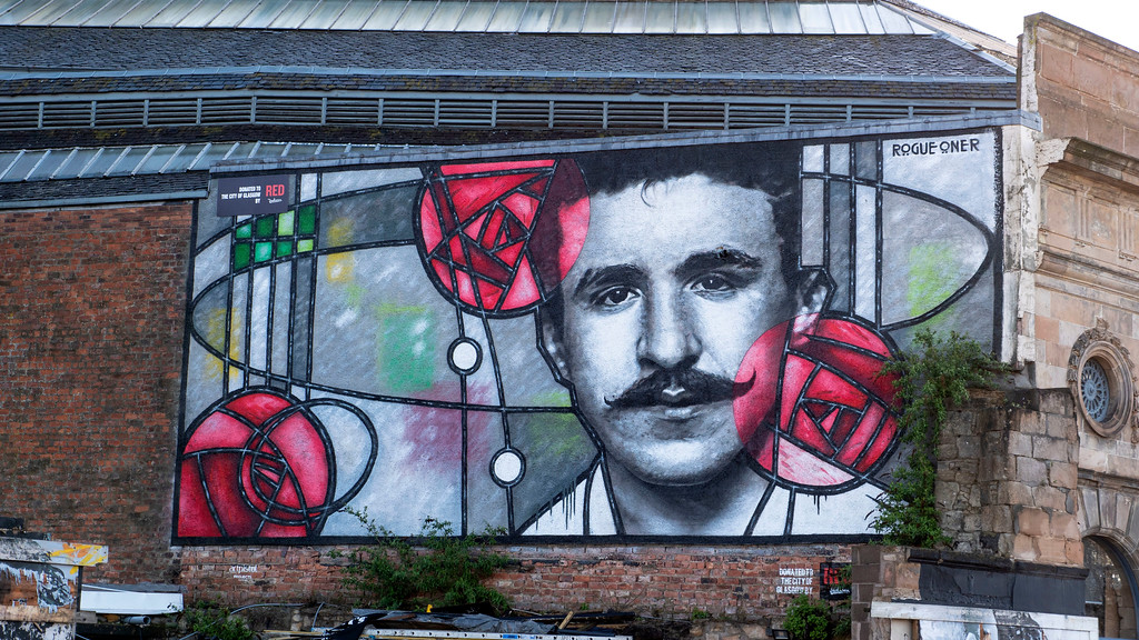 Free Walking Tour in Glasgow of Street Art: The Clutha